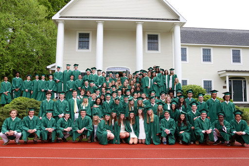 Berkshire Holds 110th Commencement Ceremony