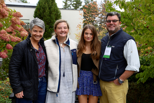 More Than 500 Attend Berkshire's Fall Parents' Weekend