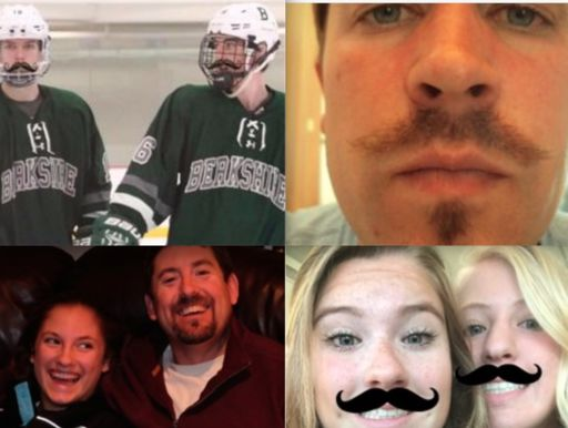 Movember Keeps Growing at Berkshire