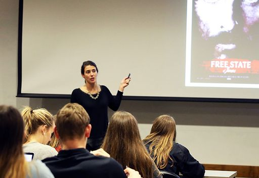 History Department Introduces New Lecture Series