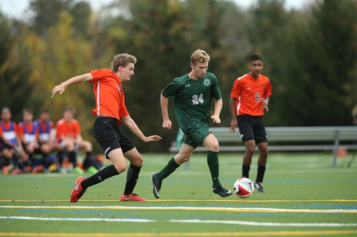 Football, Boys Soccer Finish Regular Season Unbeaten