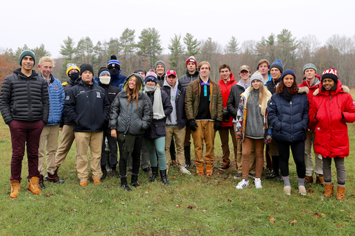 Science Students Visit Cary Institute of Ecosystem Studies