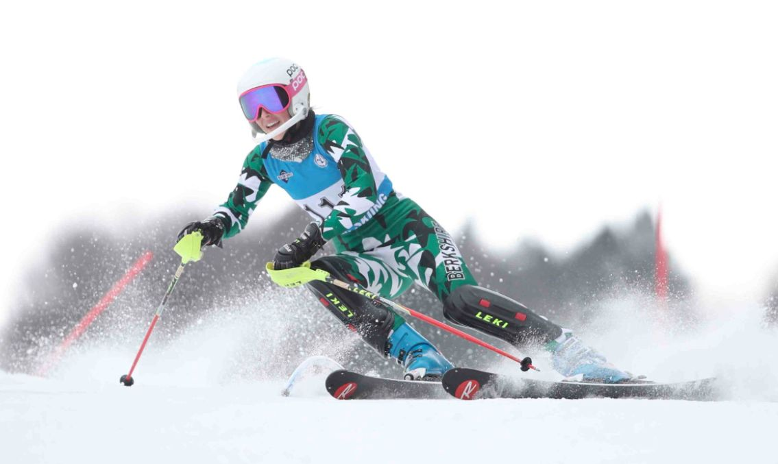 Berkshire Skiers Earn All-NEPSAC at New England Championships