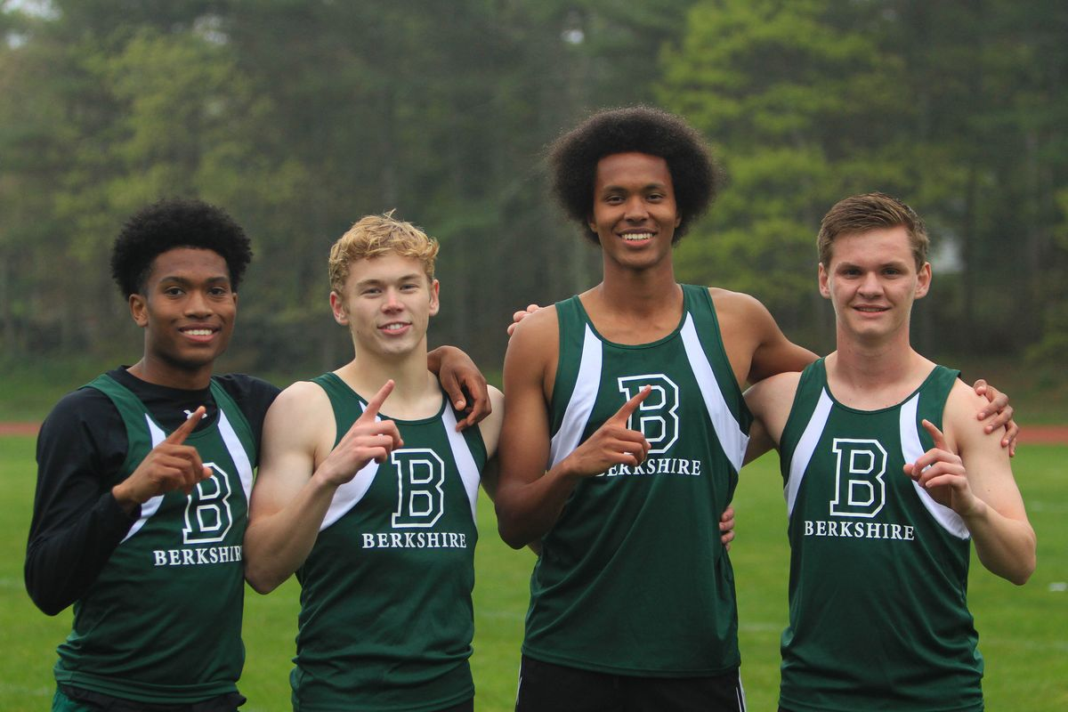 Bears Win New England Championship in Track and Field