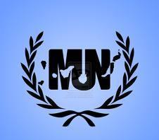 Model UN logo