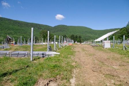 solar field summer 11