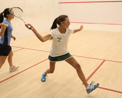 Elizabeth Benedict for squash team page