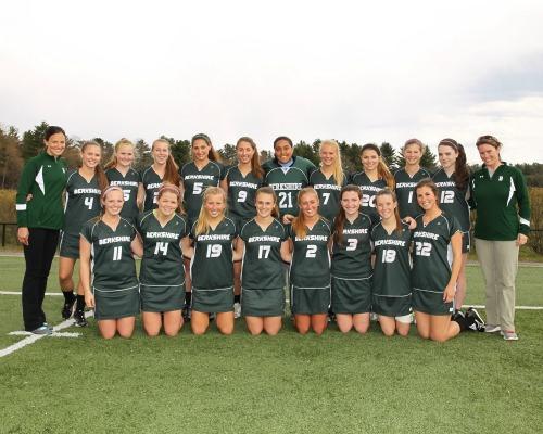 Girls Varsity Lacrosse 2012
